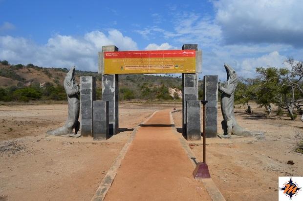 Parco Nazionale di Komodo, Rinca