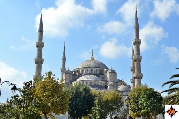 Istanbul, Moschea Blu