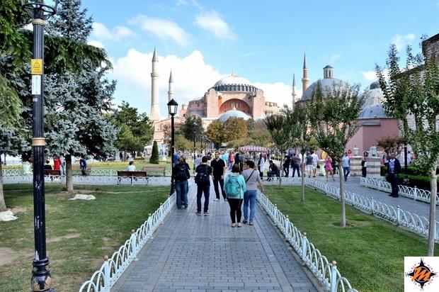Istanbul, Basilica di Santa Sofia