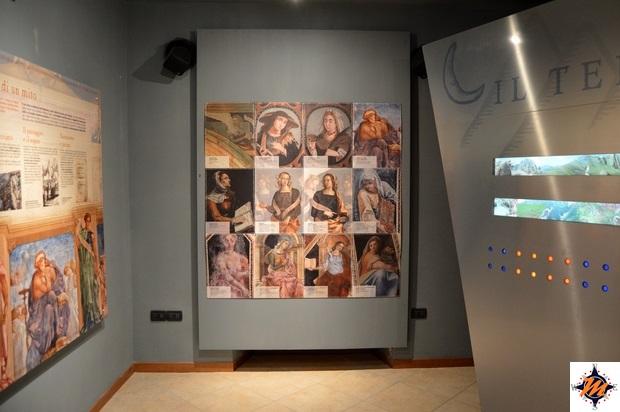 Montemonaco, Museo della Grotta della Sibilla