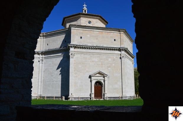 Visso, Santuario della Madonna di Macereto