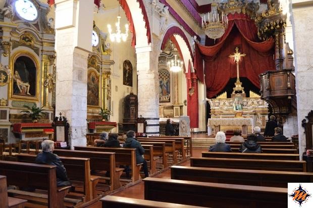 Scanno, chiesa di Santa Maria della Valle