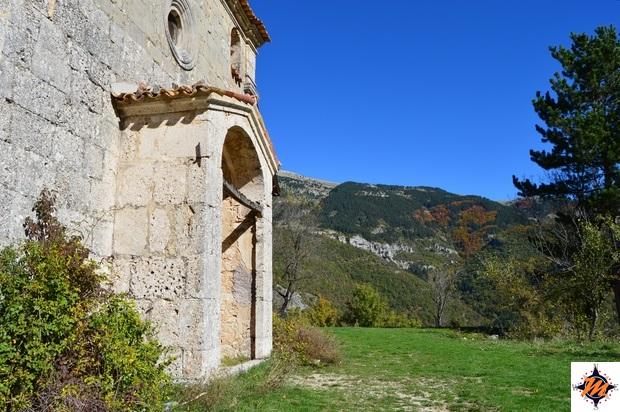 Scanno, eremo di Sant'Egidio