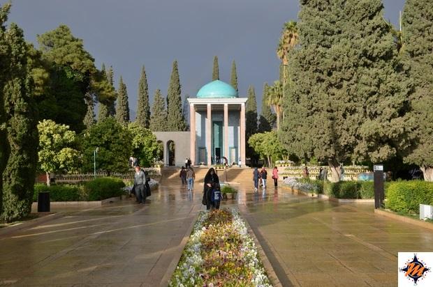 Shiraz, Aramgah-e Sa'di