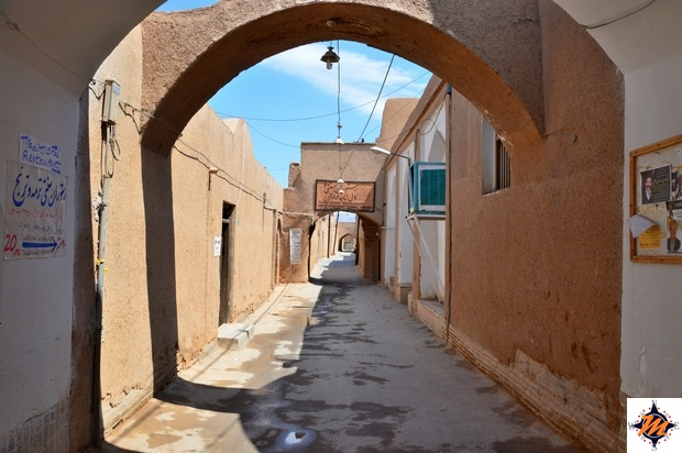 Yazd, città vecchia