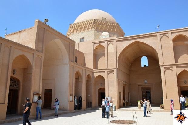 Yazd, Prigione di Alessandro