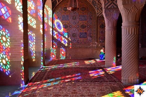 Shiraz, Masjed-e Nasir-al-Molk