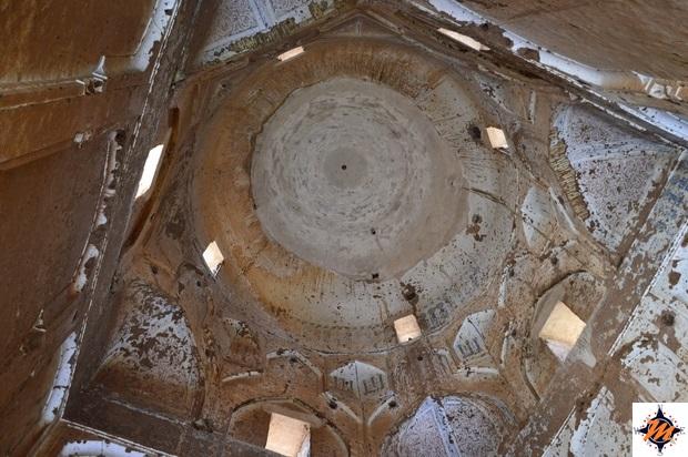 Yazd, Tomba dei 12 imam