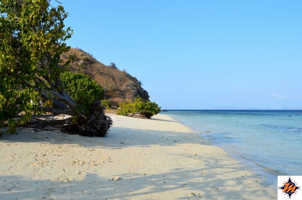 Kanawa, spiaggia