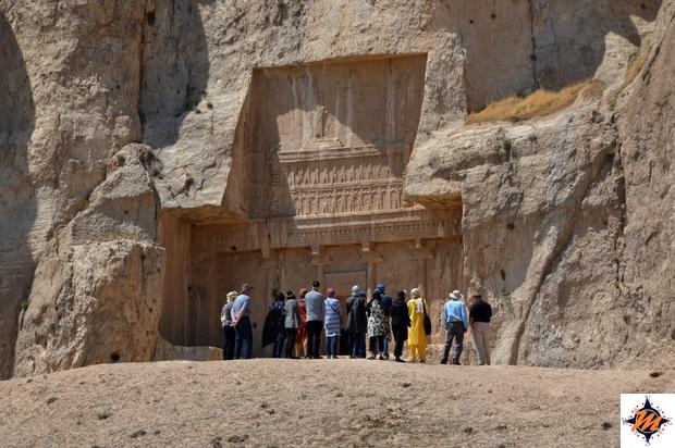 Tombe rupestri di Naqsh-e Rostam