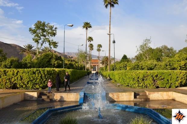 Shiraz, Delgosha Garden
