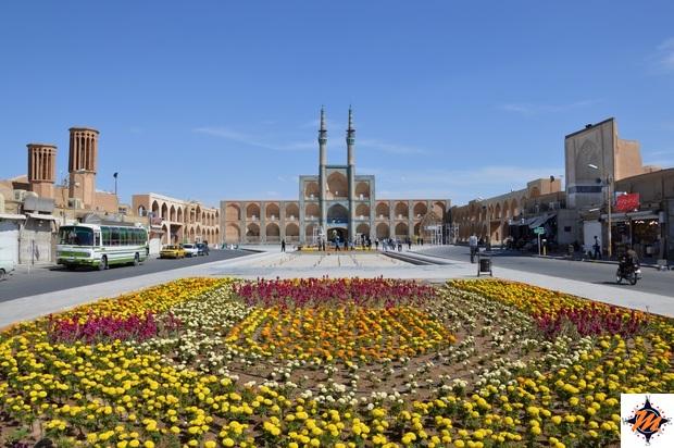 Yazd, complesso di Amir Chaqkmaq