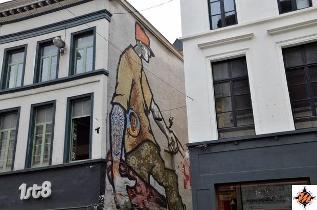 Gent, Concrete Canvas Tour