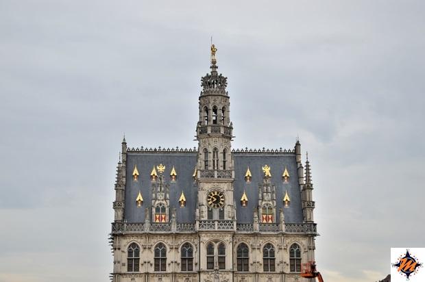 Oudenaarde, Stadhuis