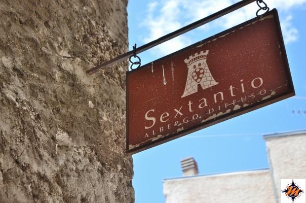 Santo Stefano di Sessanio, Sextantio