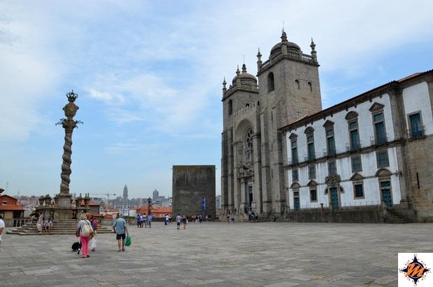 Oporto, Cattedrale