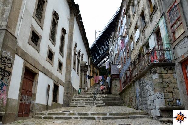Oporto, Escadas Do Codeçal