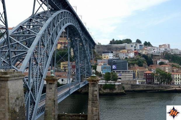 Oporto, ponte Dom Luis I
