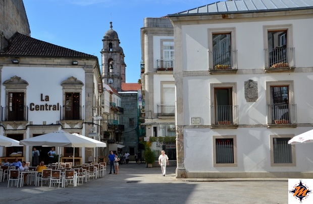 Vigo, Praza da Constitución