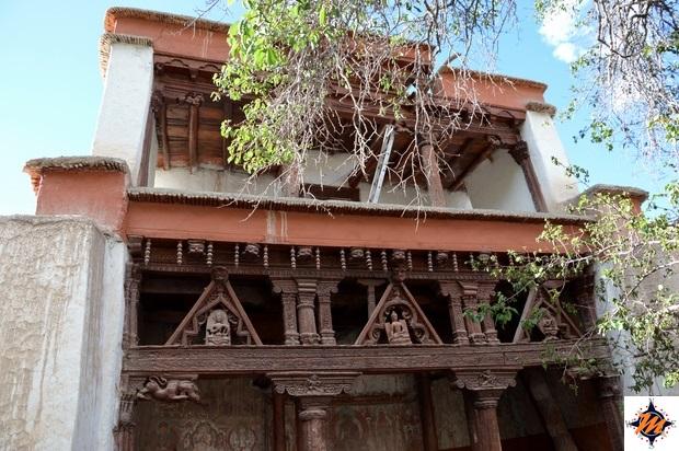 Alchi, Choskhor Temple