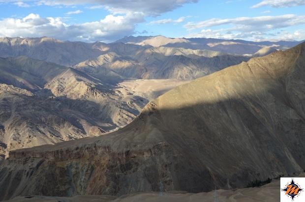 Da Lamayuru a Leh, strada vecchia