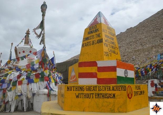 Chang La Pass