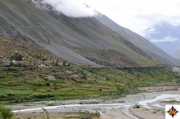 Ingresso nell'Himachal Pradesh