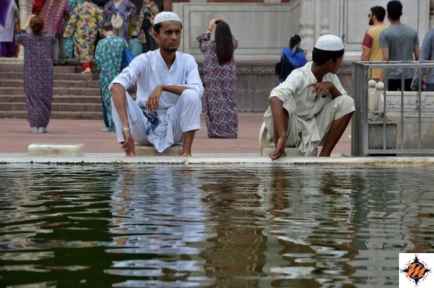 Delhi, Jama Masjid