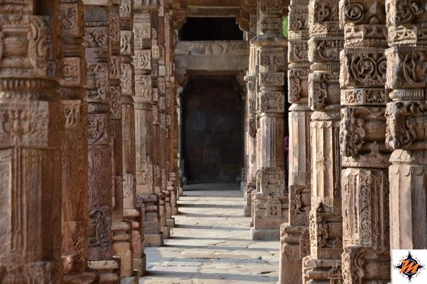 Delhi, complesso di Qutb Minar