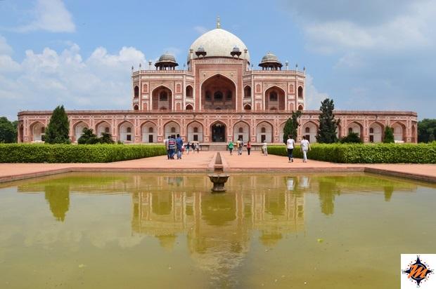 Delhi, Tomba di Humayun