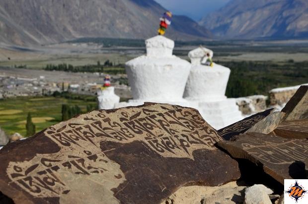 Diskit, monastero di Diskit