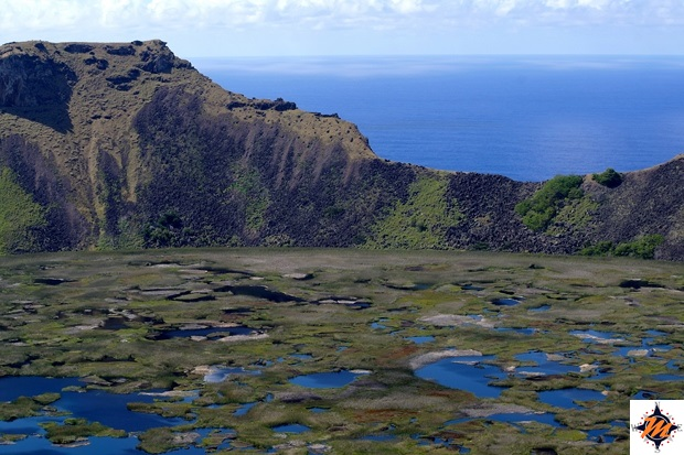 Isola di Pasqua, Ranu Kao