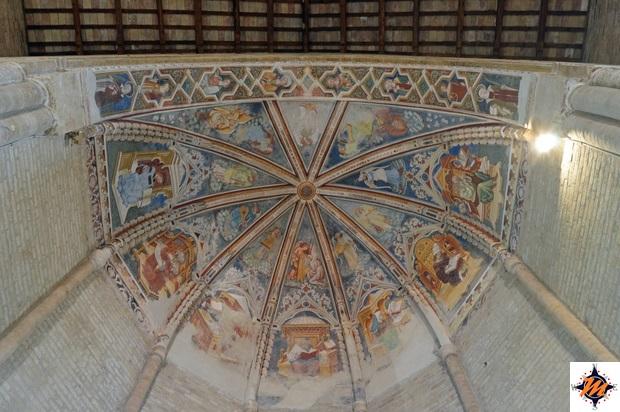 Offida, chiesa di Santa Maria della Rocca