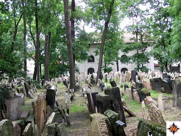 Praga, Cimitero ebraico