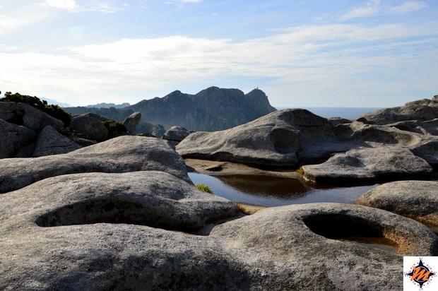 Islas Cies, Mirador Alto do Principe