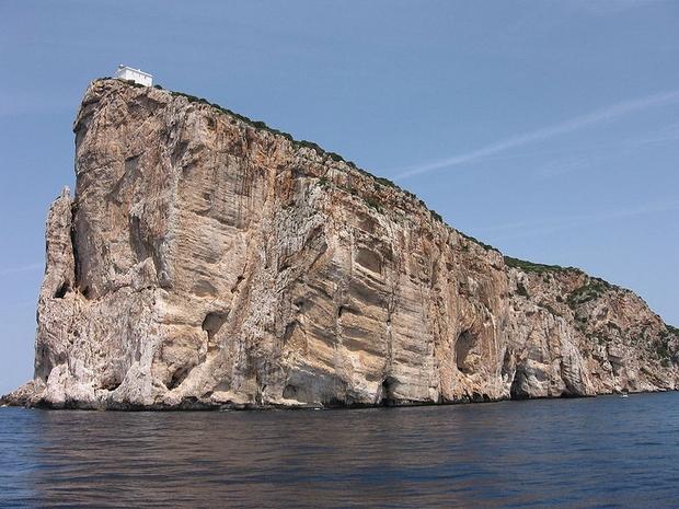 Capo Caccia. Da Wikipedia/Michiel1972