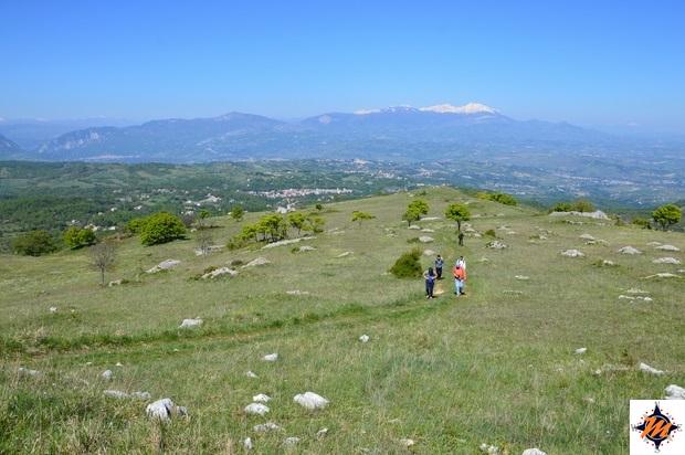 Roccamorice, località Acquafredda
