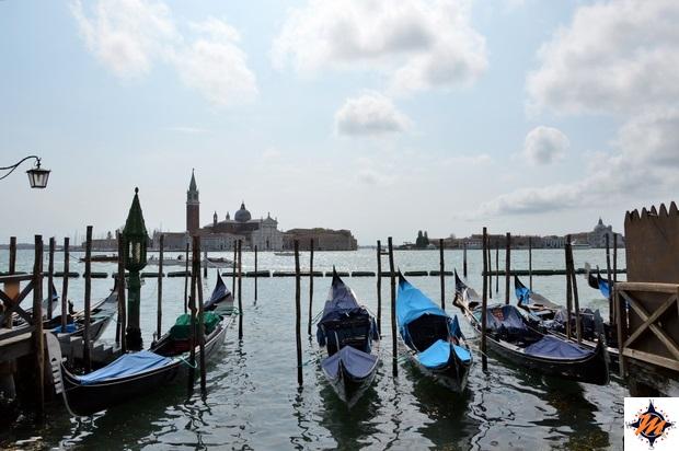 Venezia, vista da Piazzetta San Marco
