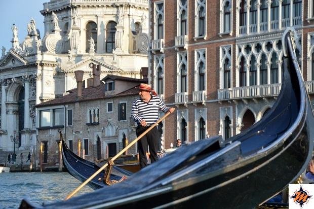 Venezia, tour in gondola