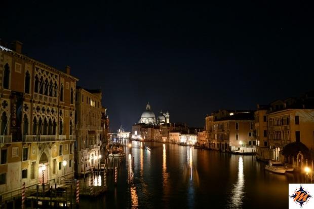 Venezia, vista dal Ponte dell'Accademia