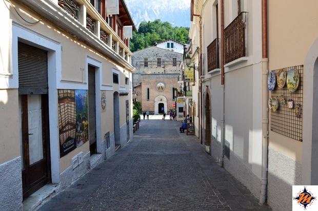 Castelli, via Barnabei Felice