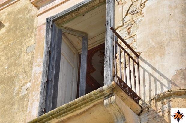 Craco, Palazzo Grossi