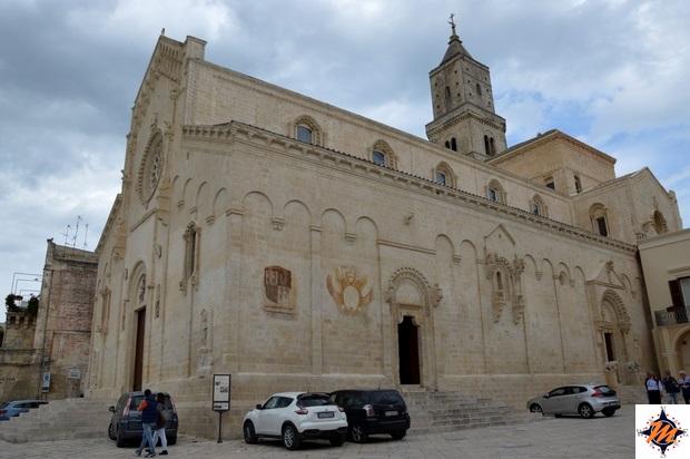 Matera, Cattedrale della Madonna della Bruna e di Sant'Eustachio