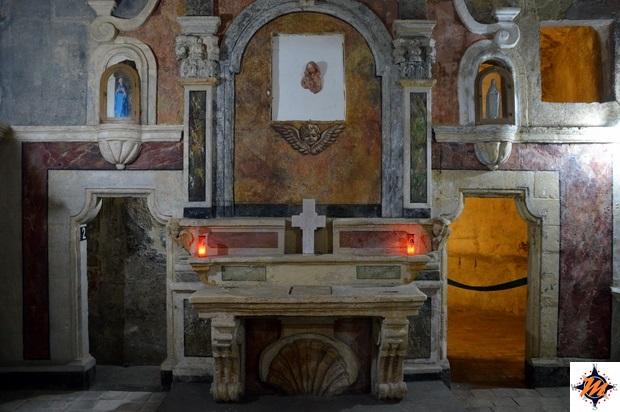 Matera, convento benedettino di Santa Lucia e chiesa Madonna delle Grazie