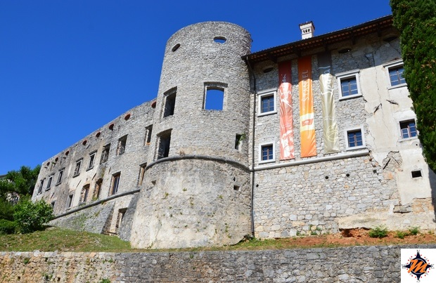 Štanjel, castello