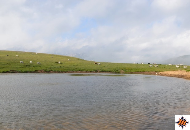 Altopiano di Campo Imperatore, Lago Racollo