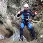 """Canyoning a Bohinj, un """"must"""" per gli amanti dell'outdoor"""