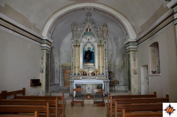 Villalago, eremo di San Domenico