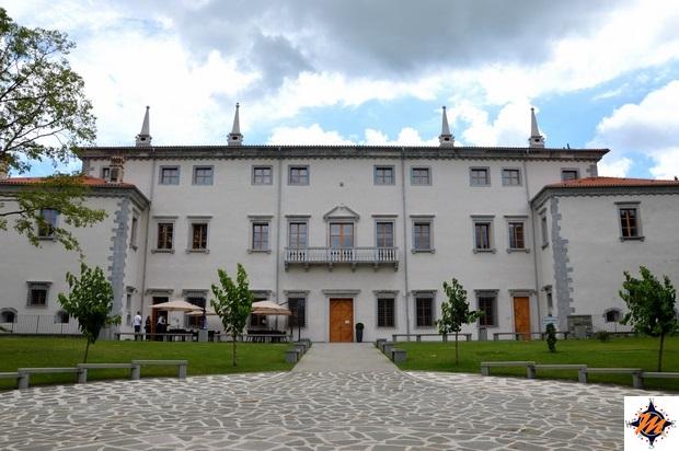Brda, Villa Vipolže