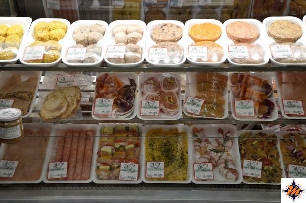 Treviso,mercato coperto campagna amica Riviera Santa Margherita